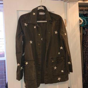 Jackets & Blazers - Star utility jacket